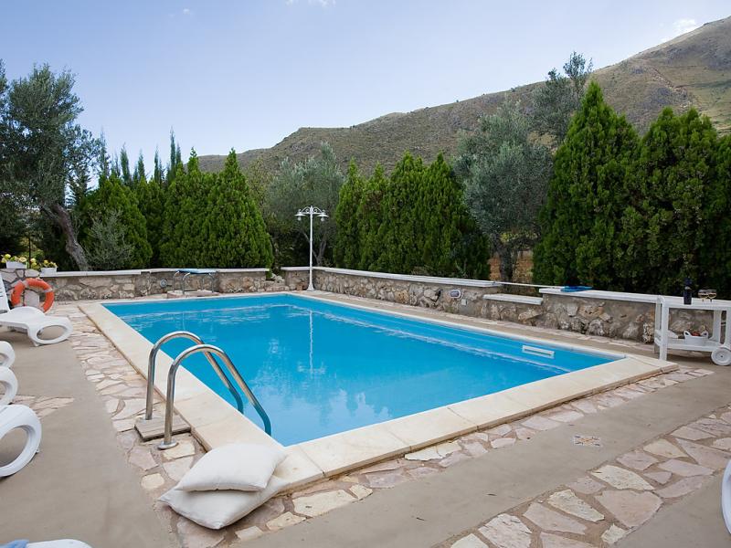 Nicole  dependance 1469654,Vivienda de vacaciones  con piscina privada en Castellamare del Golfo, Sicily, Italia para 7 personas...