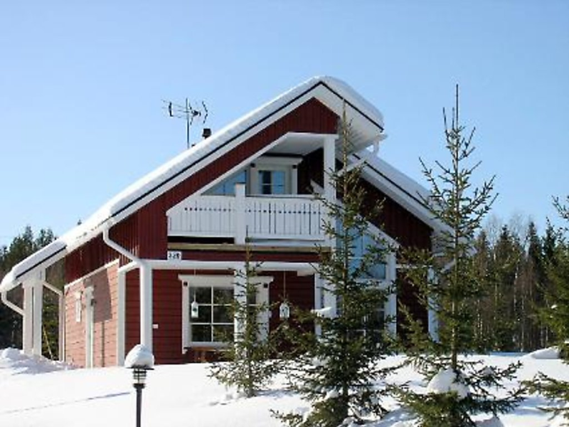 Pyrykieppi 1469809,Casa en Rovaniemi, North Finland, Finlandia para 8 personas...