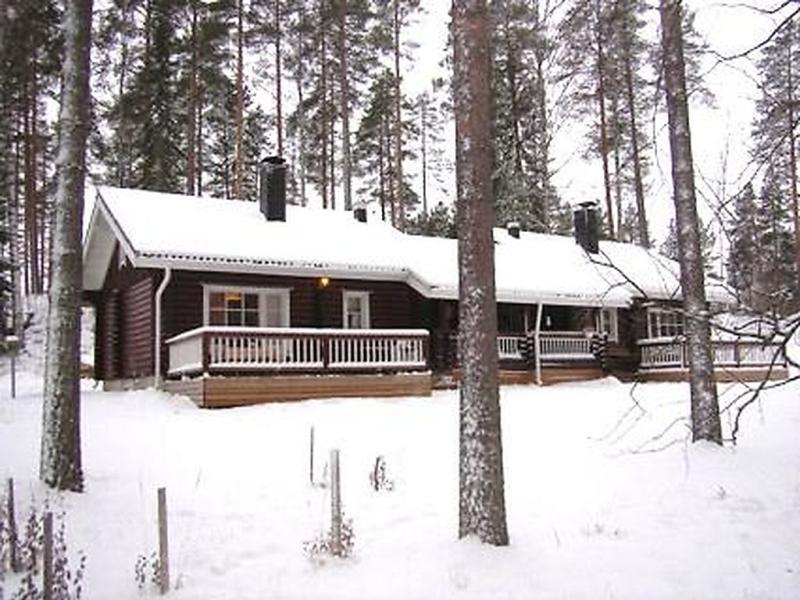 Nipashonka 2 a 1470000,Casa en Nilsiä, Central Finland, Finlandia para 5 personas...