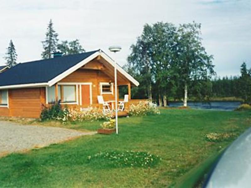 Tuomikosken maja 2 1470037,Casa en Kittilä, Lapland, Finlandia para 5 personas...