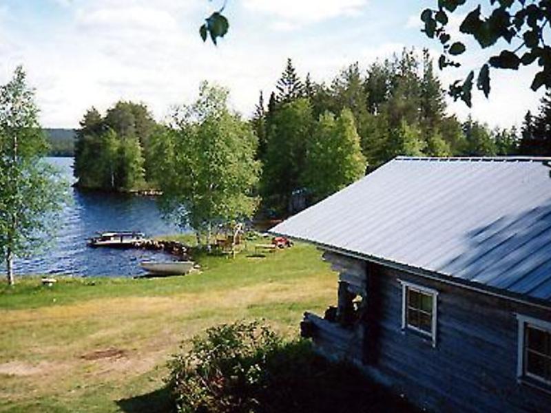 Raanumkki ii raanumajat 1470048,Wohnung in Pello, Lapland, Finnland für 3 Personen...