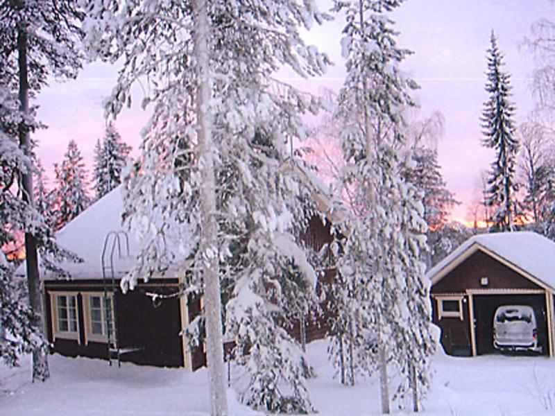 Kenkukka 1470207,Casa en Sodankylä, Lapland, Finlandia para 6 personas...