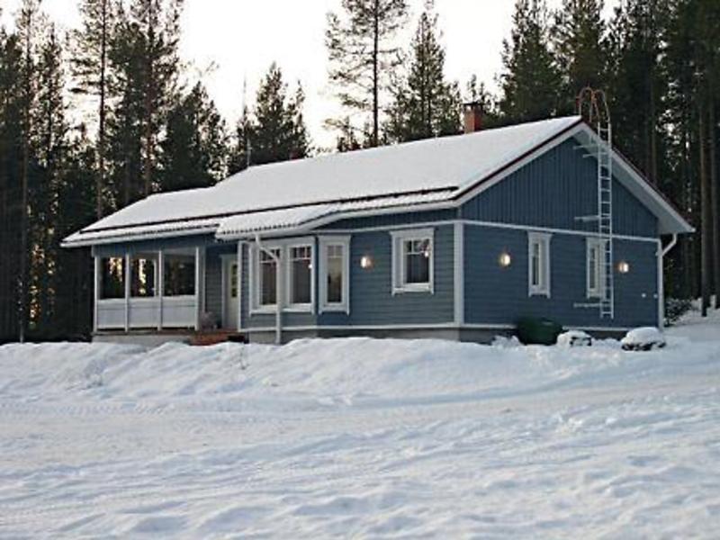 Mustikkakumpu 1470242,Casa en Rovaniemi, North Finland, Finlandia para 6 personas...