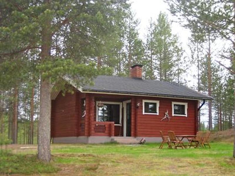 Takaharju 1470266,Woning in Posio, Lapland, Finland voor 4 personen...