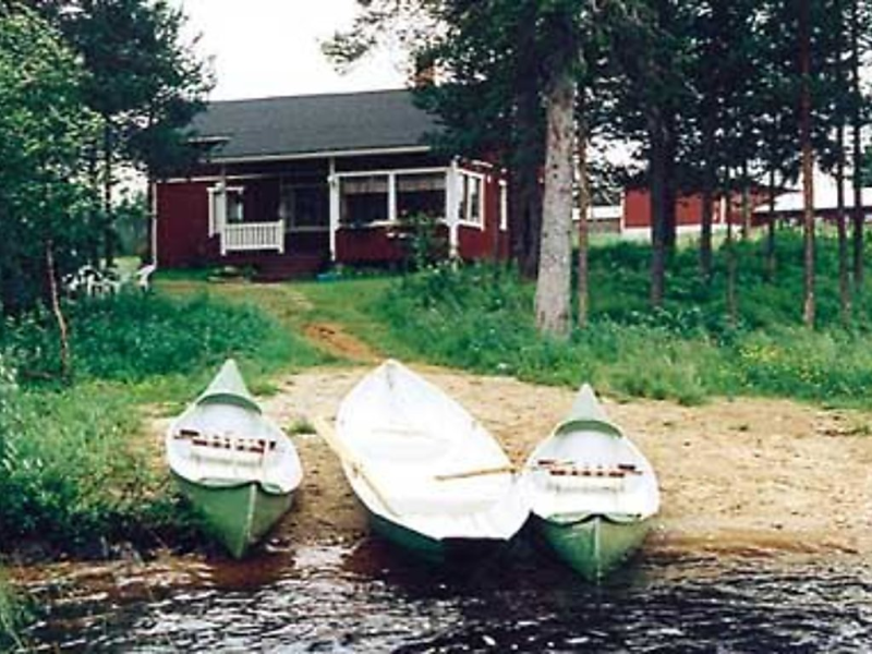 Kariniemi 1470321,Casa en Sodankylä, Lapland, Finlandia para 8 personas...