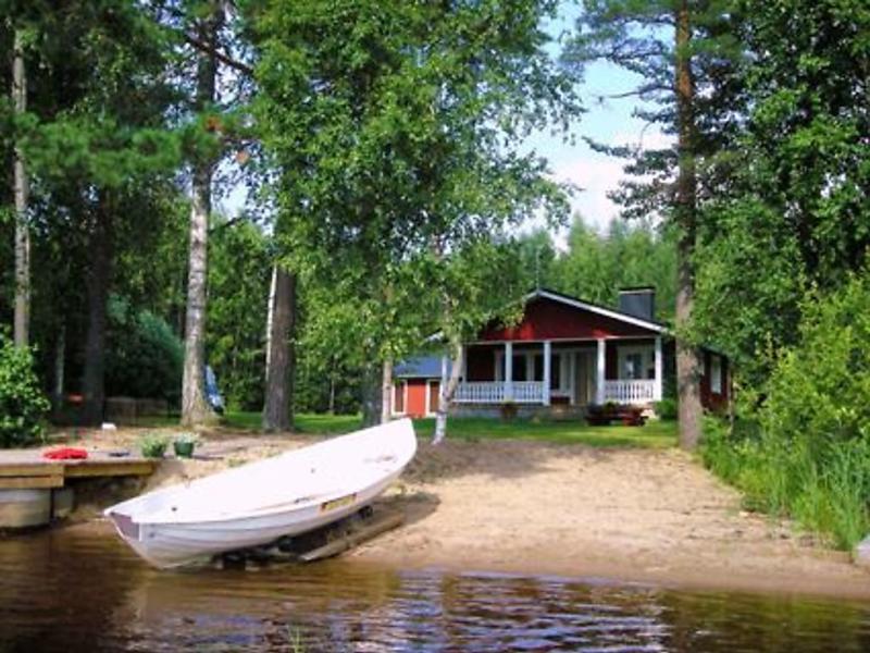 Laavuslaakso 1470389,Casa en Mikkeli, East Finland, Finlandia para 4 personas...