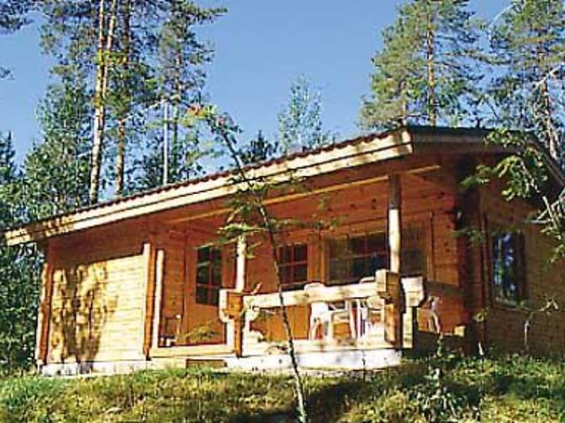 Koskimkki vaikon loma ja lohi 1470499,Casa en Kaavi, Central Finland, Finlandia para 4 personas...