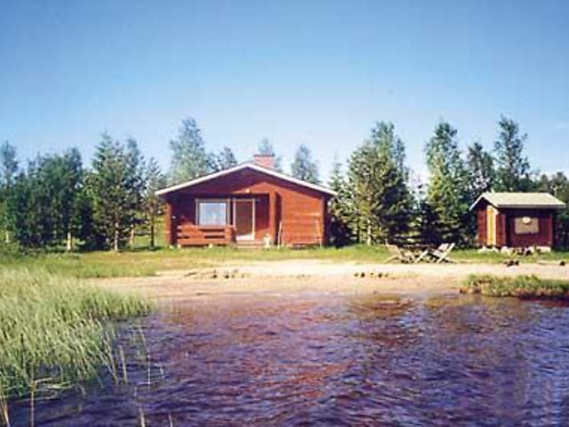 Parkkisenniemen lomamkit 1470652,Casa en Posio, Lapland, Finlandia para 4 personas...