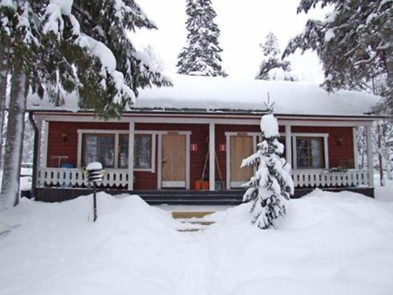 Kitkajoen lomatuvat lohi 1470702,Casa en Kuusamo, Central Finland, Finlandia para 6 personas...