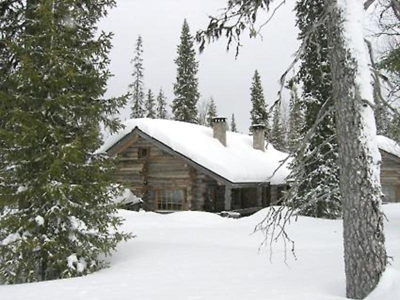 Luoston satu 1470726,Casa en Sodankylä, Lapland, Finlandia para 5 personas...