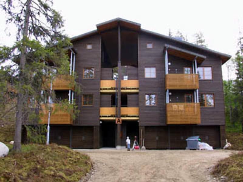 Karhunvartijanlinna a2 1470788,Casa en Kuusamo, Central Finland, Finlandia para 4 personas...