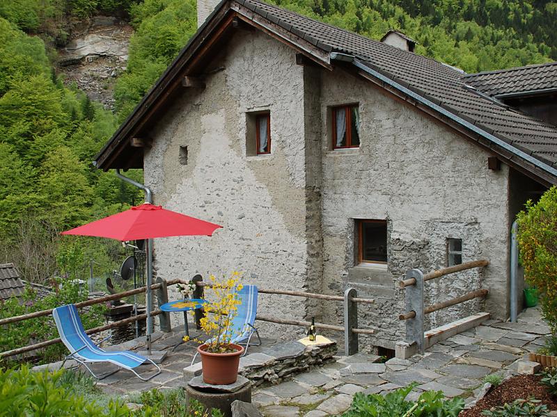 Casa strecce 1 1470895,Apartamento en Vergeletto - Onsernone, Ticino, Suiza para 2 personas...