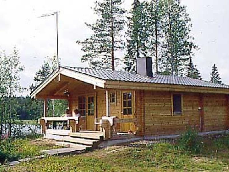 Niemenkrki vaikon loma ja lohi 1471107,Casa en Kaavi, Central Finland, Finlandia para 4 personas...