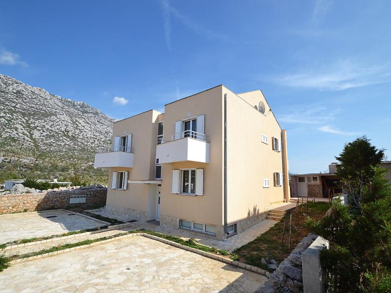 1471235,Apartamento en Karlobag, Kvarner, Croacia para 4 personas...