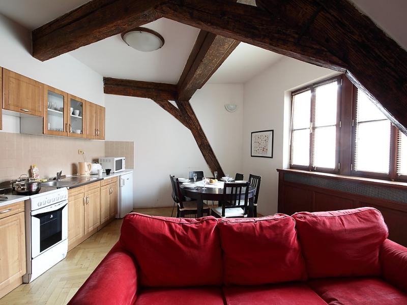Stgiles 1471269,Apartamento en Praha-1, Prague and vicinity, Chequia para 7 personas...