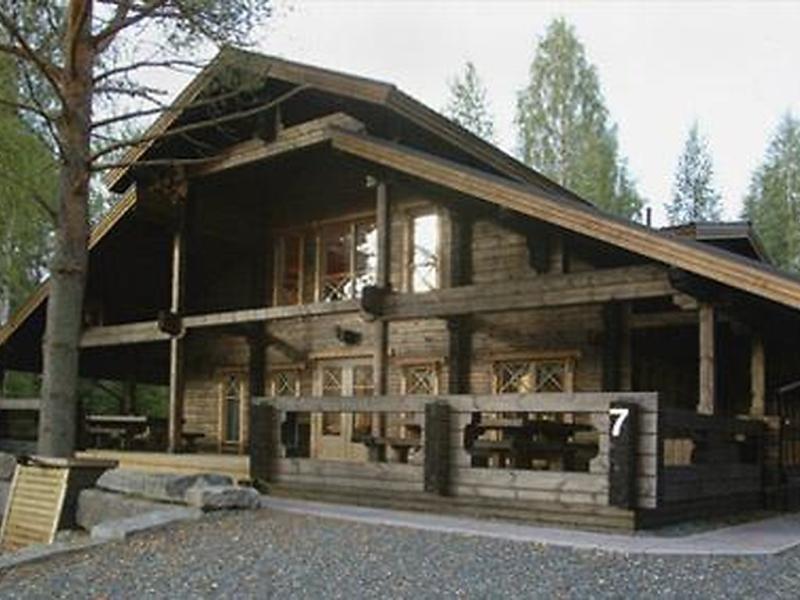 Tahkonbalju 1471382,Casa en Nilsiä, Central Finland, Finlandia para 15 personas...