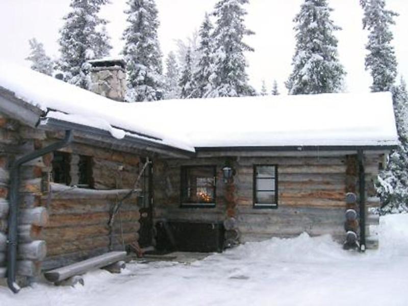 Hopukka a2 1471523,Casa en Sodankylä, Lapland, Finlandia para 6 personas...