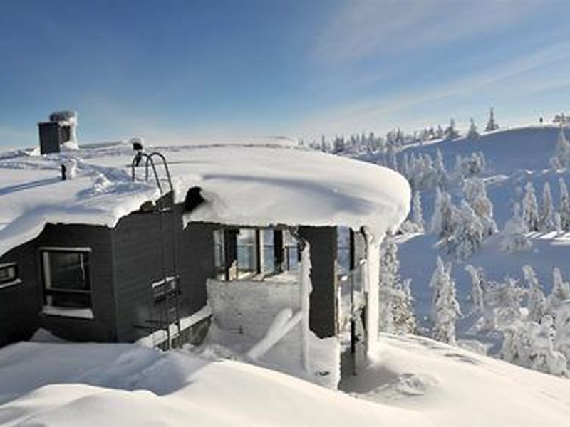 Rukavuorenhuippu 23 a 1471542,Casa en Kuusamo, Central Finland, Finlandia para 13 personas...