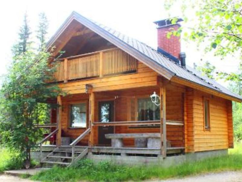 Riekkoranta 1471632,Casa en Savukoski, Lapland, Finlandia para 4 personas...