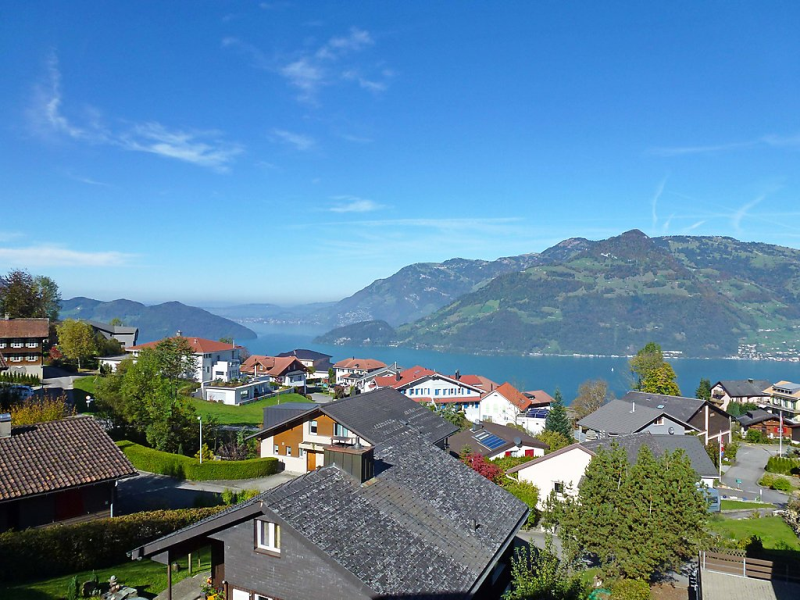 Mansalo 1471720,Apartamento en Emmetten, Central Switzerland, Suiza para 4 personas...