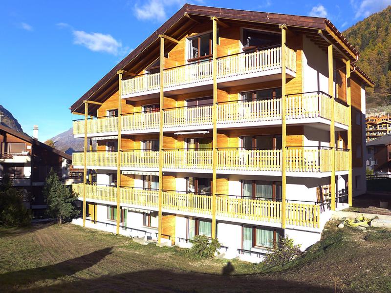 Silence 1471843,Apartamento en Zermatt, Wallis, Suiza para 2 personas...