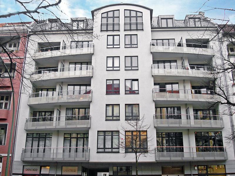 Schlterstrasse 1471910,Apartamento en Berlijn, Brandenburg, Alemania para 3 personas...