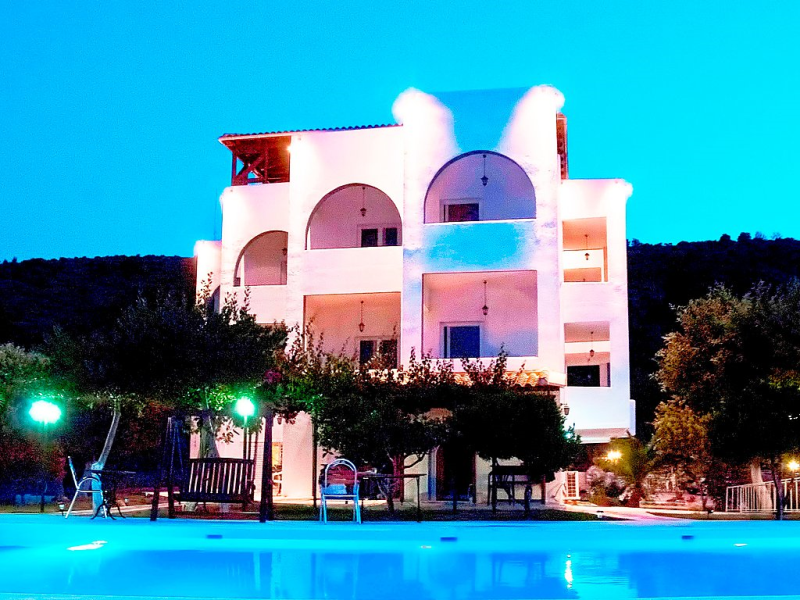 Villa agnanti 1472311, Holiday house in Marathonas, Athene, Greece  with private pool for 26 persons...
