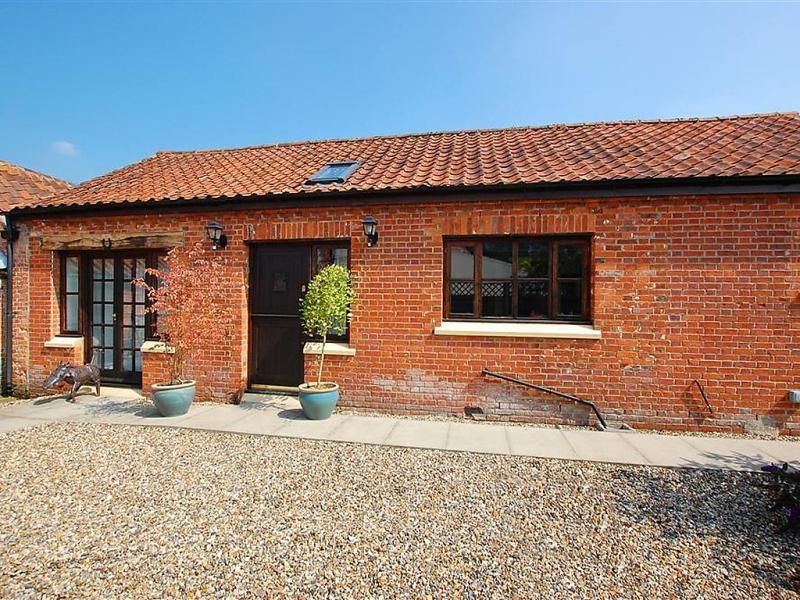 Kings cottage barn 1472818,Vivienda de vacaciones en Fakenham, East, Reino Unido para 5 personas...