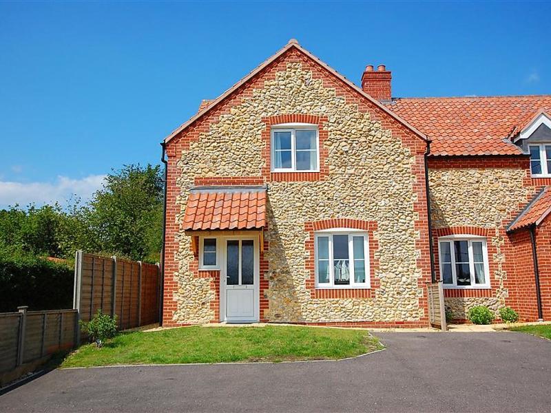 Pebble cottage 1472822,Vivienda de vacaciones en Fakenham, East, Reino Unido para 6 personas...