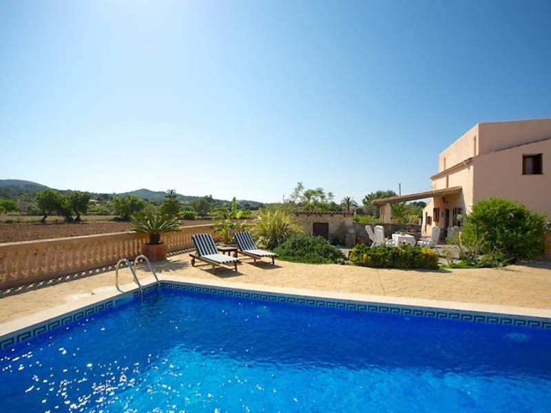 Can josepot 1478770, Holiday house  with private pool in Alcúdia, Mallorca, Spain for 6 persons...