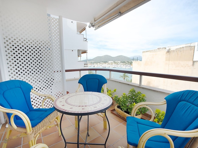 Edifici manto 1478771,Appartement in Port D'alcúdia, op Mallorca, Spanje voor 6 personen...