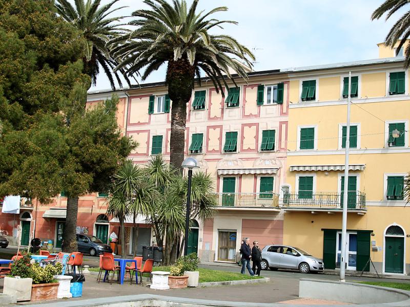 Trigoso 1478885,Apartamento en Sestri Levante, Liguria, Italia para 5 personas...