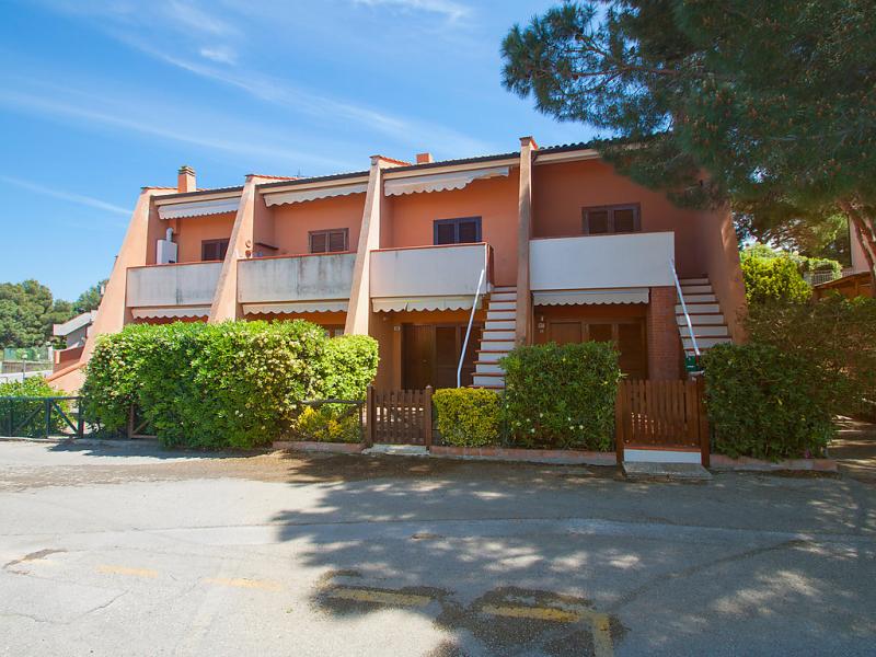 Casina 1479072,Apartamento en Elba Porto Azzurro, Elba, Italia para 4 personas...