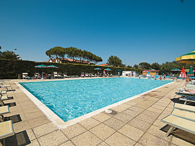 Classe 1479212,Vivienda de vacaciones  con piscina privada en Lido di Dante, Emilia-Romagna, Italia para 5 personas...