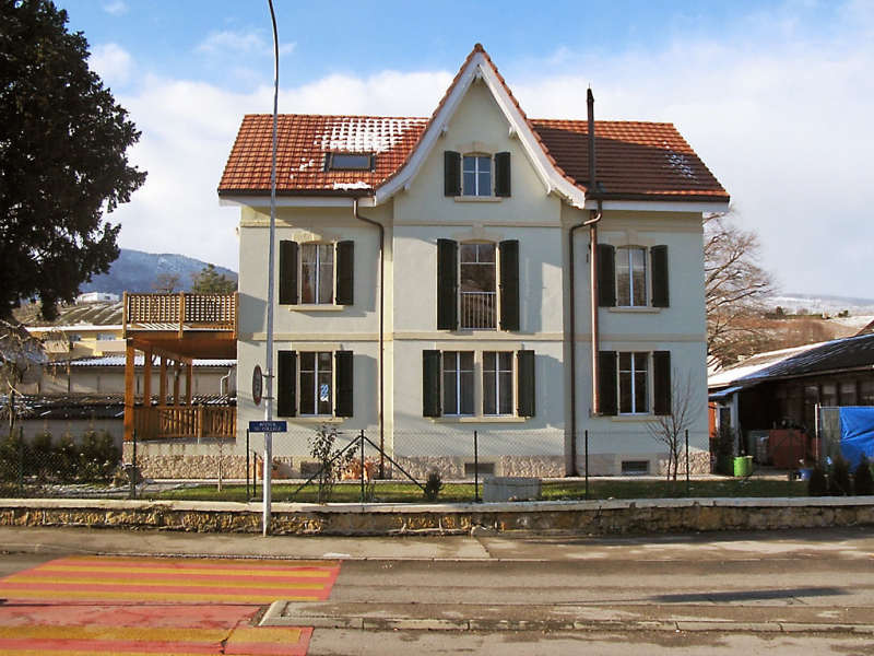 Ma vielle dame 1479296,Apartamento en Boudry, Jura, Suiza para 6 personas...