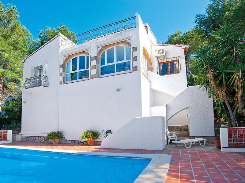 Roget 1479418,Vivienda de vacaciones en Jávea, en la Costa Blanca, España  con piscina privada para 6 personas...