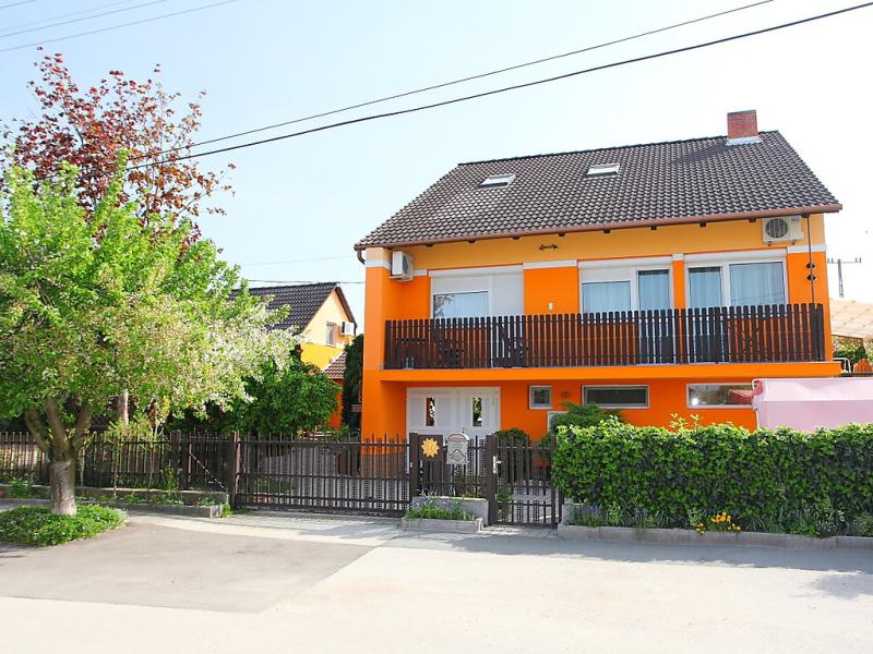 1479574,Apartamento en Balatonfoldvar-Balatonszarszo, Balaton Somogy, Hungría para 4 personas...