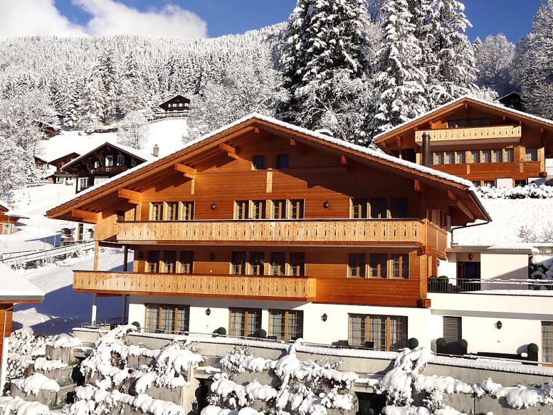 Chalet rotstcki 1481729,Vivienda de vacaciones en Grindelwald, Bernese Oberland, Suiza  con piscina privada para 4 personas...