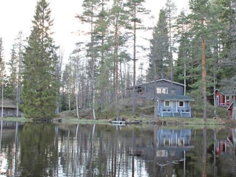 Heinlampi 1481752,Casa en Parikkala, South Finland, Finlandia para 5 personas...