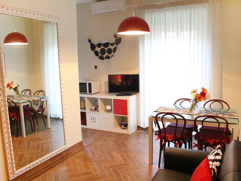 Regina san pietro 1482214,Apartamento en Roma: Centro Storico, Lazio, Italia para 5 personas...