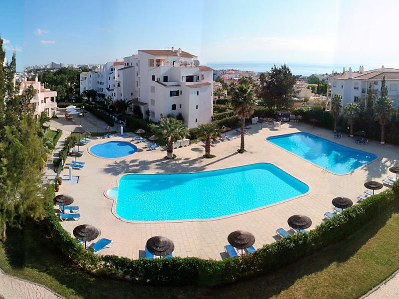 Estrela do vau apart 3 bedroom 1482535,Estudio  con piscina privada en Portimão, Faro, Portugal para 6 personas...