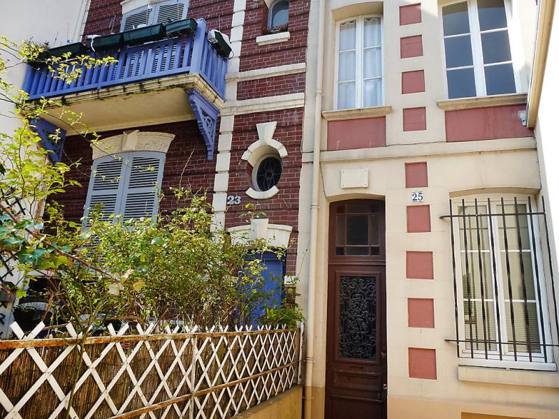 Victor hugo 1482854,Apartamento en Deauville, Calvados, Francia para 2 personas...