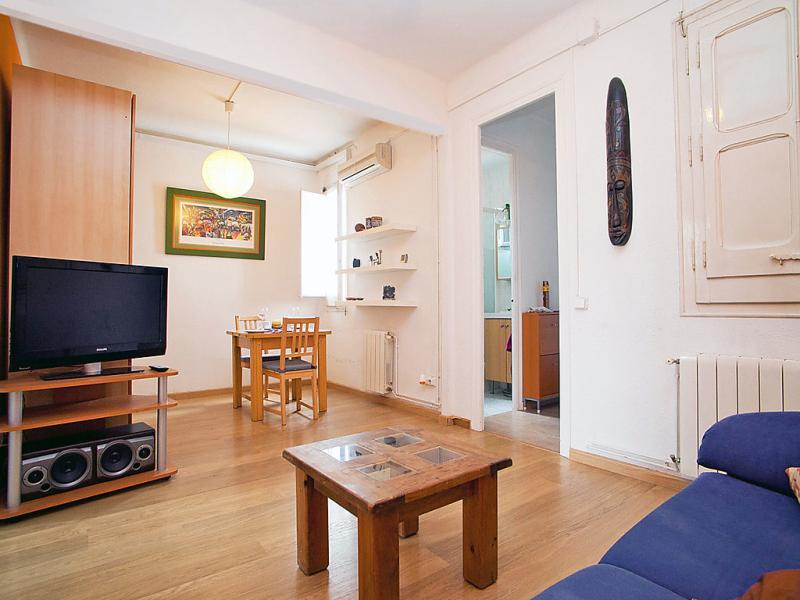 Sagrada familia grassot  indstria 1483244,Apartamento en Barcelona Stad, Barcelona, España para 2 personas...