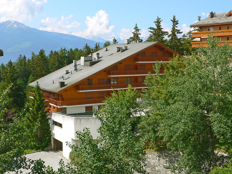 Les faverges 1483290,Apartamento en Crans-Montana, Valais, Suiza para 3 personas...