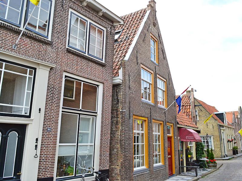 Vochuys 1483370,Villa en Enkhuizen, Noord-Holland, Holanda para 10 personas...
