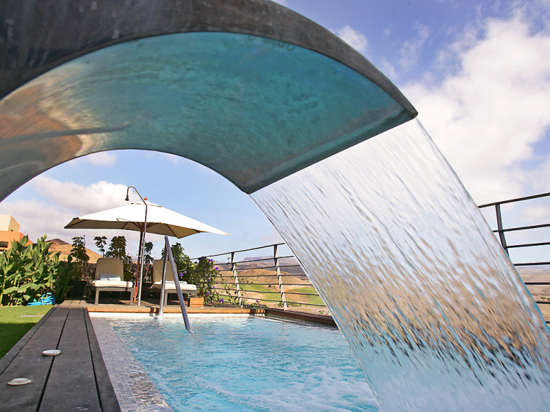 Las terrazas 6 1483624,Vivienda de vacaciones  con piscina privada en Maspalomas, Gran Canaria, España para 4 personas...