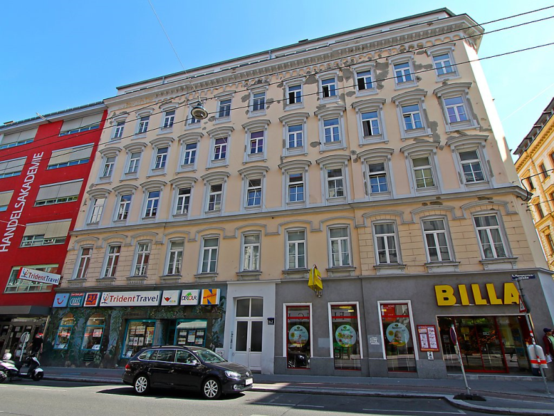 Am margaretenplatz 1483660,Apartamento en Wenen wijk 5, Vienna, Austria para 3 personas...
