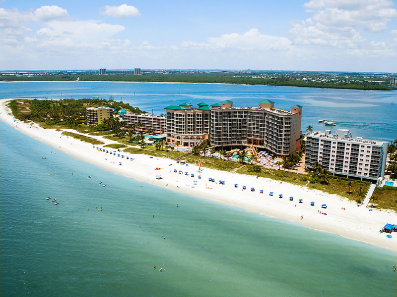 Gulf resort 1483858,Apartamento  con piscina privada en Fort Myers, Florida, Estados Unidos para 4 personas...