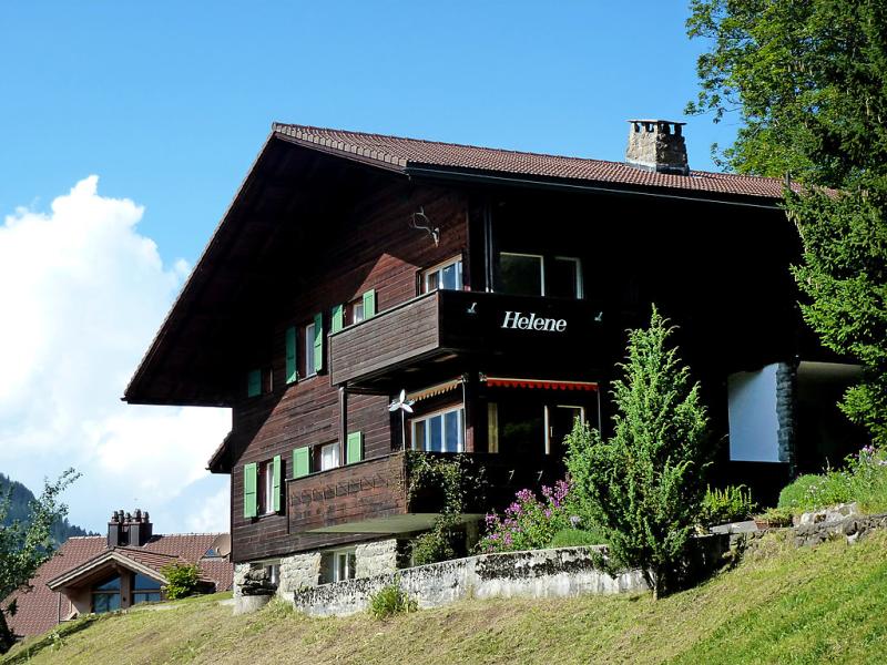 Helene 1484174,Vivienda de vacaciones en Wengen, Bernese Oberland, Suiza para 3 personas...
