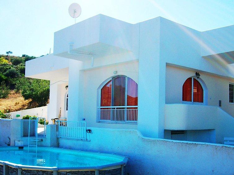 Villa konaki 1484484,Vivienda de vacaciones en Marathonas, Athene, Grecia  con piscina privada para 5 personas...